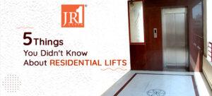 Residential Lifts Manufacturers in Hyderabad, Telangana, Andhra Pradesh (AP), India.